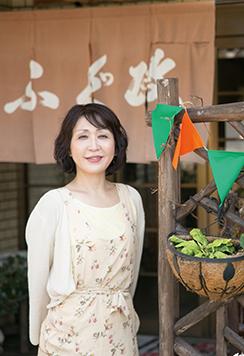小林加代子さん