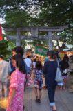 布忍神社 夏祭り