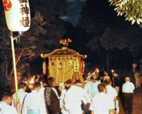 秋季大祭(誉田八幡宮)